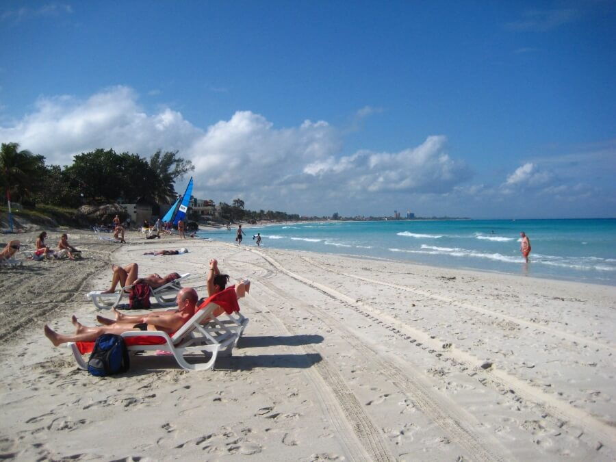 пляжи Гаваны, Куба